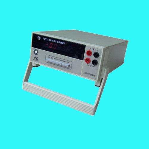电阻测试仪、数字电桥